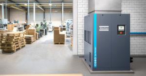 ¿En qué consiste un controlador para compresores de aire?