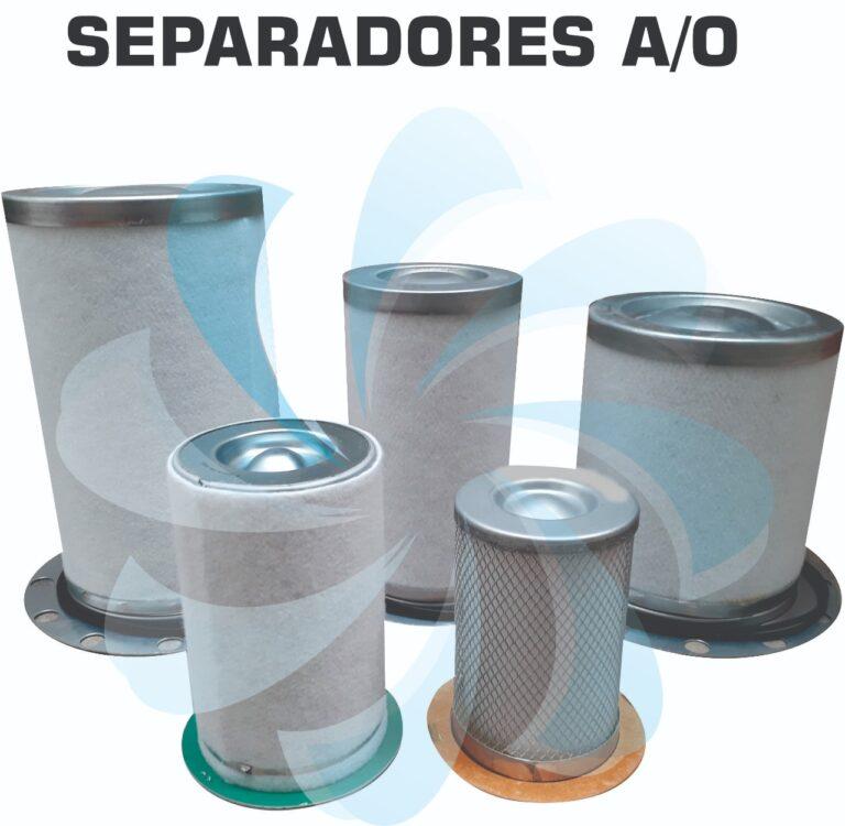 Separadores A/O